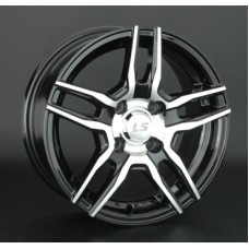 LS-Wheels 569 6,0х14 PCD:4x114,3  ET:25 DIA:73.1 цвет:BKF (черный)