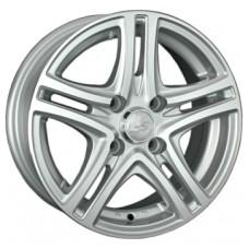 LS-Wheels 570 6,0х14 PCD:4x100  ET:40 DIA:73.1 цвет:SF (серебро,полировка)