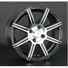 LS-Wheels 571 6,0х14 PCD:4x98  ET:35 DIA:58.6 цвет:BKF (черный)