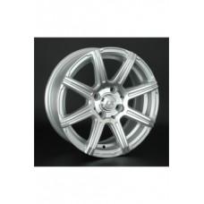LS-Wheels 571 6,5х15 PCD:5x108  ET:40 DIA:73.1 цвет:SF (серебро,полировка)