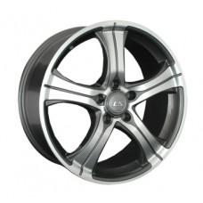 LS-Wheels 732 8,0х18 PCD:5x114,3  ET:40 DIA:73.1 цвет:GMFP