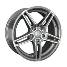 LS-Wheels 734 7,5х17 PCD:5x112  ET:43 DIA:57.1 цвет:GMFP
