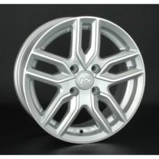 LS-Wheels 735 6,5х15 PCD:4x114,3  ET:40 DIA:73.1 цвет:SF (серебро,полировка)