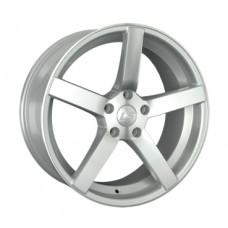 LS-Wheels 742 8,5х19 PCD:5x112  ET:40 DIA:66.6 цвет:SF (серебро,полировка)