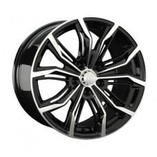 LS-Wheels 750 7,5х17 PCD:5x114,3  ET:45 DIA:73.1 цвет:BKF (черный)