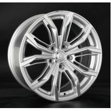 LS-Wheels 750 8,0х18 PCD:5x112  ET:40 DIA:73.1 цвет:SF (серебро,полировка)