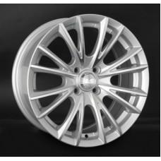 LS-Wheels 751 7,0х16 PCD:4x100  ET:40 DIA:73.1 цвет:SF (серебро,полировка)