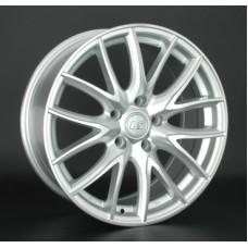 LS-Wheels 752 8,0х18 PCD:5x112  ET:40 DIA:73.1 цвет:SF (серебро,полировка)