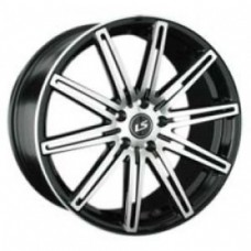 LS-Wheels 754 8,5х19 PCD:5x112  ET:40 DIA:66.6 цвет:BKF (черный)