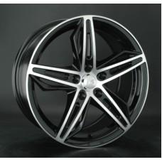LS-Wheels 756 7,5х17 PCD:5x112  ET:40 DIA:66.6 цвет:BKF (черный)