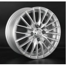 LS-Wheels 768 6,0х14 PCD:4x100  ET:40 DIA:73.1 цвет:SF (серебро,полировка)
