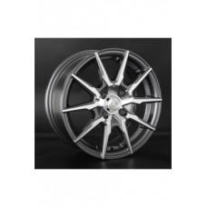 LS-Wheels 769 6,0х14 PCD:4x100  ET:40 DIA:73.1 цвет:GMF (темно-серый,полировка)