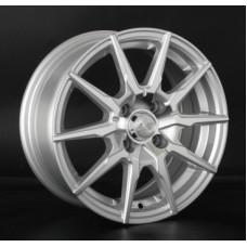 LS-Wheels 769 6,0х14 PCD:4x98  ET:35 DIA:58.6 цвет:SF (серебро,полировка)