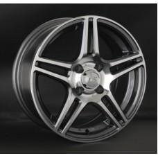 LS-Wheels 770 6,5х15 PCD:5x114,3  ET:45 DIA:73.1 цвет:GMF (темно-серый,полировка)