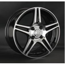 LS-Wheels 770 6,0х14 PCD:4x98  ET:35 DIA:58.6 цвет:BKF (черный)