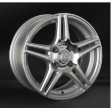 LS-Wheels 770 6,0х14 PCD:4x98  ET:35 DIA:58.6 цвет:SF (серебро,полировка)