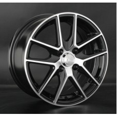 LS-Wheels 771 6,0х14 PCD:4x98  ET:35 DIA:58.6 цвет:BKF (черный)