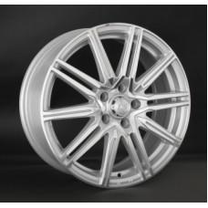 LS-Wheels 773 6,0х16 PCD:4x100  ET:41 DIA:60.1 цвет:SF (серебро,полировка)