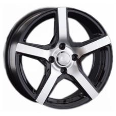 LS-Wheels 779 6,0х14 PCD:4x98  ET:38 DIA:58.6 цвет:BKF (черный)
