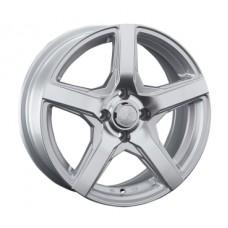 LS-Wheels 779 7,0х16 PCD:5x100  ET:38 DIA:73.1 цвет:SF (серебро,полировка)