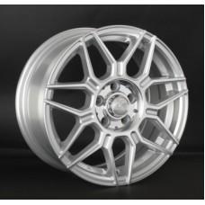 LS-Wheels 785 6,5х15 PCD:4x108  ET:45 DIA:63.3 цвет:SF (серебро,полировка)