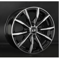 LS-Wheels 786 6,5х15 PCD:4x100  ET:40 DIA:73.1 цвет:BKF (черный)