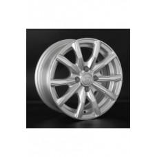 LS-Wheels 786 6,0х14 PCD:4x100  ET:40 DIA:73.1 цвет:SF (серебро,полировка)