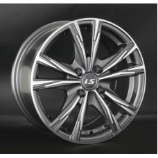 LS-Wheels 787 6,5х15 PCD:4x100  ET:40 DIA:73.1 цвет:GMF (темно-серый,полировка)