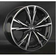 LS-Wheels 787 6,5х15 PCD:4x100  ET:40 DIA:73.1 цвет:BKF (черный)