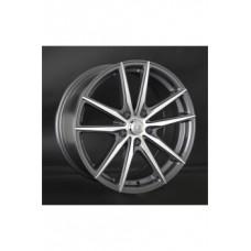 LS-Wheels 788 7,5х17 PCD:5x112  ET:40 DIA:66.6 цвет:GMF (темно-серый,полировка)