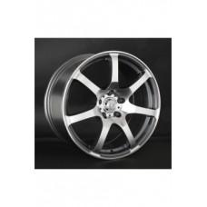 LS-Wheels 789 7,5х17 PCD:5x112  ET:35 DIA:66.6 цвет:GMF (темно-серый,полировка)