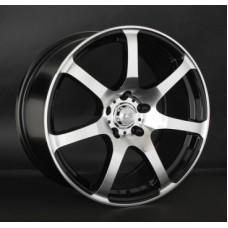 LS-Wheels 789 7,5х17 PCD:5x112  ET:35 DIA:66.6 цвет:BKF (черный)