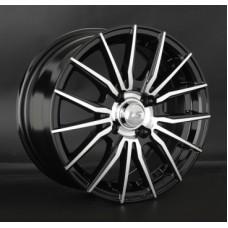 LS-Wheels 791 6,5х15 PCD:4x100  ET:40 DIA:73.1 цвет:BKF (черный)