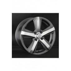LS-Wheels 793 6,5х15 PCD:4x100  ET:40 DIA:60.1 цвет:GMF (темно-серый,полировка)