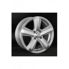 LS-Wheels 793 6,5х15 PCD:4x100  ET:40 DIA:60.1 цвет:SF (серебро,полировка)