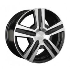LS-Wheels 794 7,0х16 PCD:5x139,7  ET:30 DIA:98.5 цвет:BKF (черный)