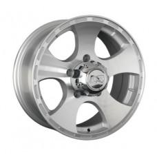 LS-Wheels 795 7,0х16 PCD:5x139,7  ET:35 DIA:98.5 цвет:SF (серебро,полировка)