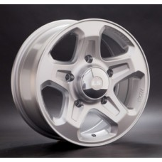 LS-Wheels 797 7,0х16 PCD:5x165  ET:33 DIA:113.1 цвет:S (серебро)