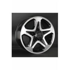 LS-Wheels 797 7,0х16 PCD:5x139,7  ET:5 DIA:108.5 цвет:BKF (черный)