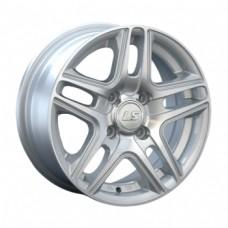 LS-Wheels 802 6,5х15 PCD:5x105  ET:39 DIA:56.6 цвет:SF (серебро,полировка)