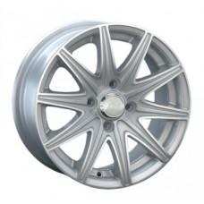 LS-Wheels 803 7,0х16 PCD:5x112  ET:33 DIA:73.1 цвет:SF (серебро,полировка)