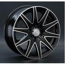 LS-Wheels 805 6,5х15 PCD:4x98  ET:32 DIA:58.6 цвет:BKF (черный)