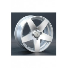 LS-Wheels 806 7,0х17 PCD:5x112  ET:40 DIA:57.1 цвет:SF (серебро,полировка)