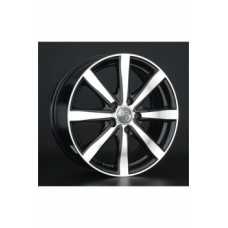 LS-Wheels 807 6,5х16 PCD:5x112  ET:45 DIA:57.1 цвет:BKF (черный)