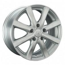 LS-Wheels 807 6,5х16 PCD:4x100  ET:49 DIA:60.1 цвет:SF (серебро,полировка)
