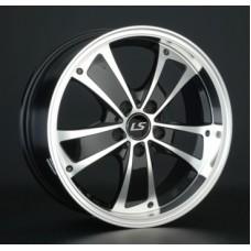 LS-Wheels 809 7,0х16 PCD:5x114,3  ET:38 DIA:73.1 цвет:BKF (черный)