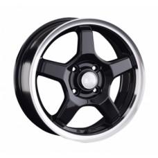 LS-Wheels 816 6,5х15 PCD:4x100  ET:45 DIA:60.1 цвет:BKL