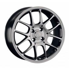 LS-Wheels 817 7,0х16 PCD:4x100  ET:42 DIA:73.1 цвет:BKF (черный)