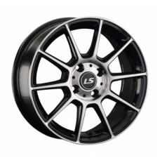 LS-Wheels 820 6,5х15 PCD:4x100  ET:40 DIA:73.1 цвет:BKF (черный)