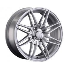 LS-Wheels 832 6,0х14 PCD:4x98  ET:38 DIA:58.6 цвет:SF (серебро,полировка)